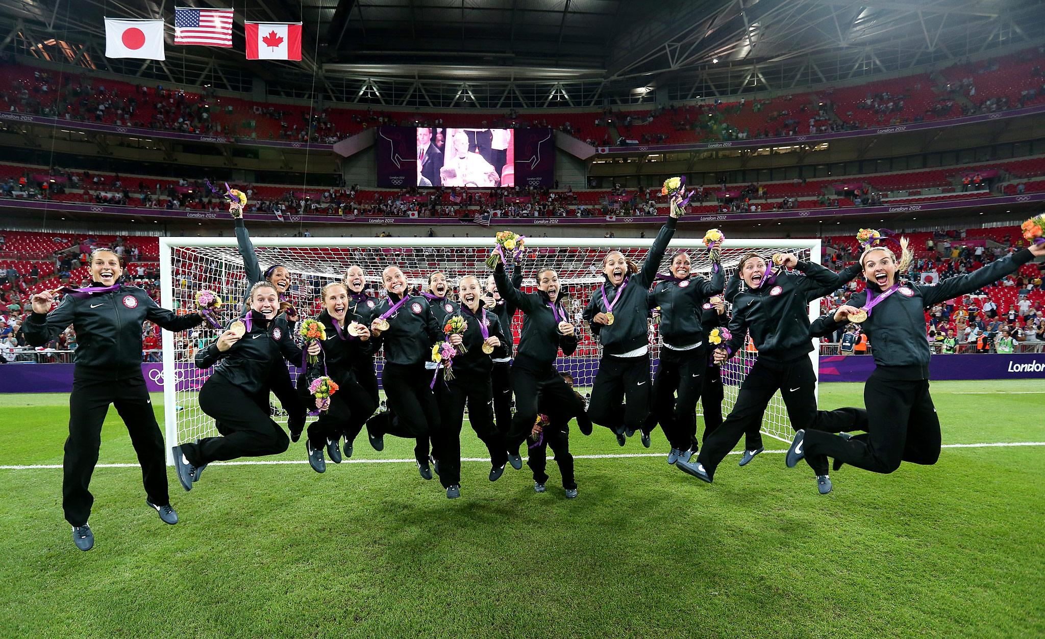 womens soccer team   Top US Women of the Olympics   espnW 2048x1254