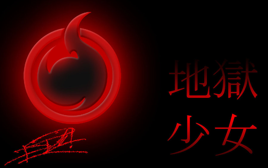 Hell Girl Wallpaper by TooMuchOfAnObsession 900x563