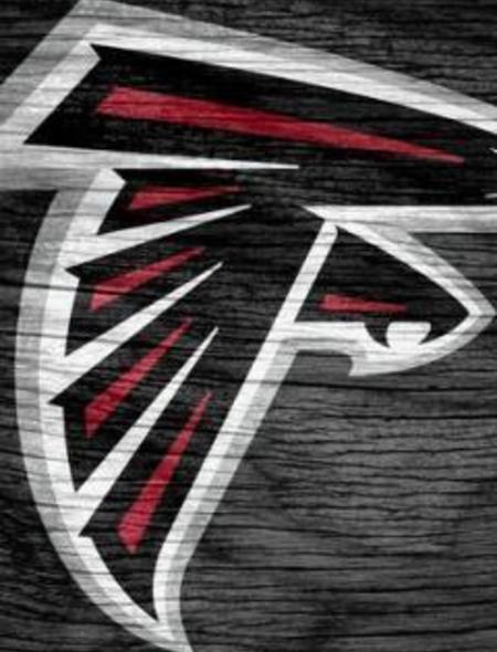 Falcons Grey Weathered Wood Wallpaper for Amazon Kindle Fire HD 7 450x590