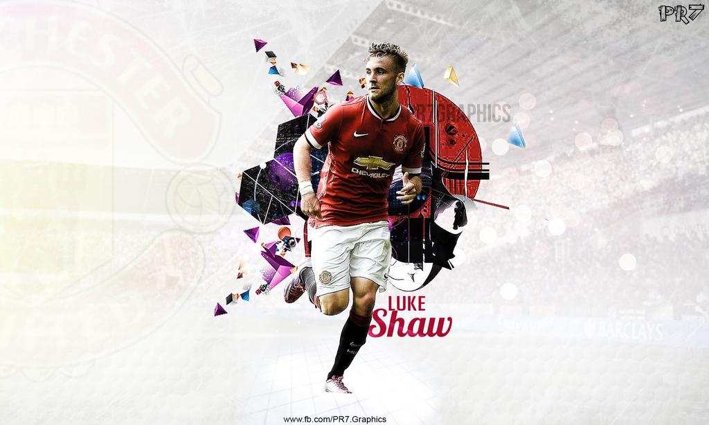 Luke Shaw by PR7 Graphics 1024x614