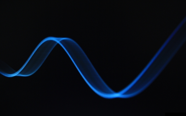 blueabstractlines abstract blue black lines Abstract Wallpapers 600x375
