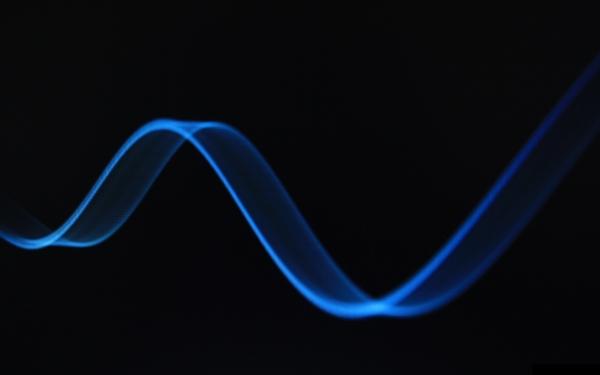 wallpaper black blue lines - photo #38