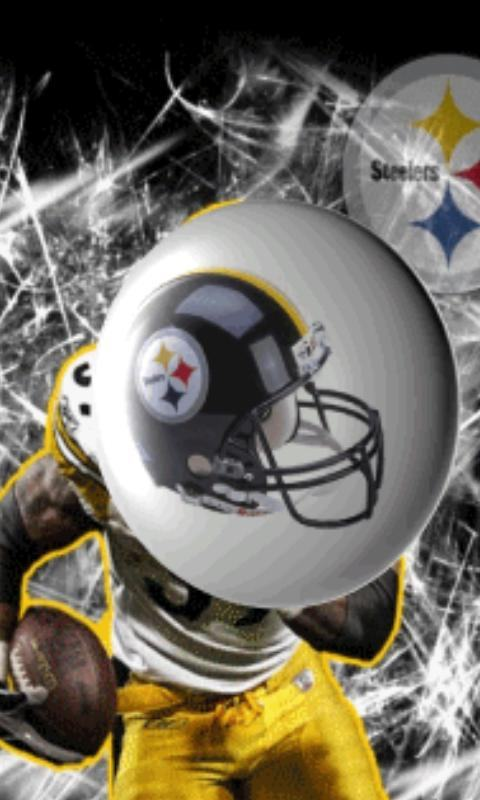 Wallpapers Backgrounds   Steelers Live Wallpaper 480x800