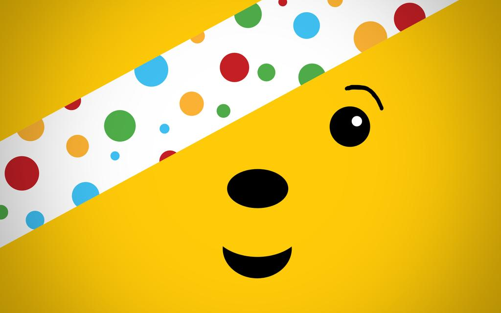 Pudsey the Bear Wallpaper by LindsayCookie 1024x640