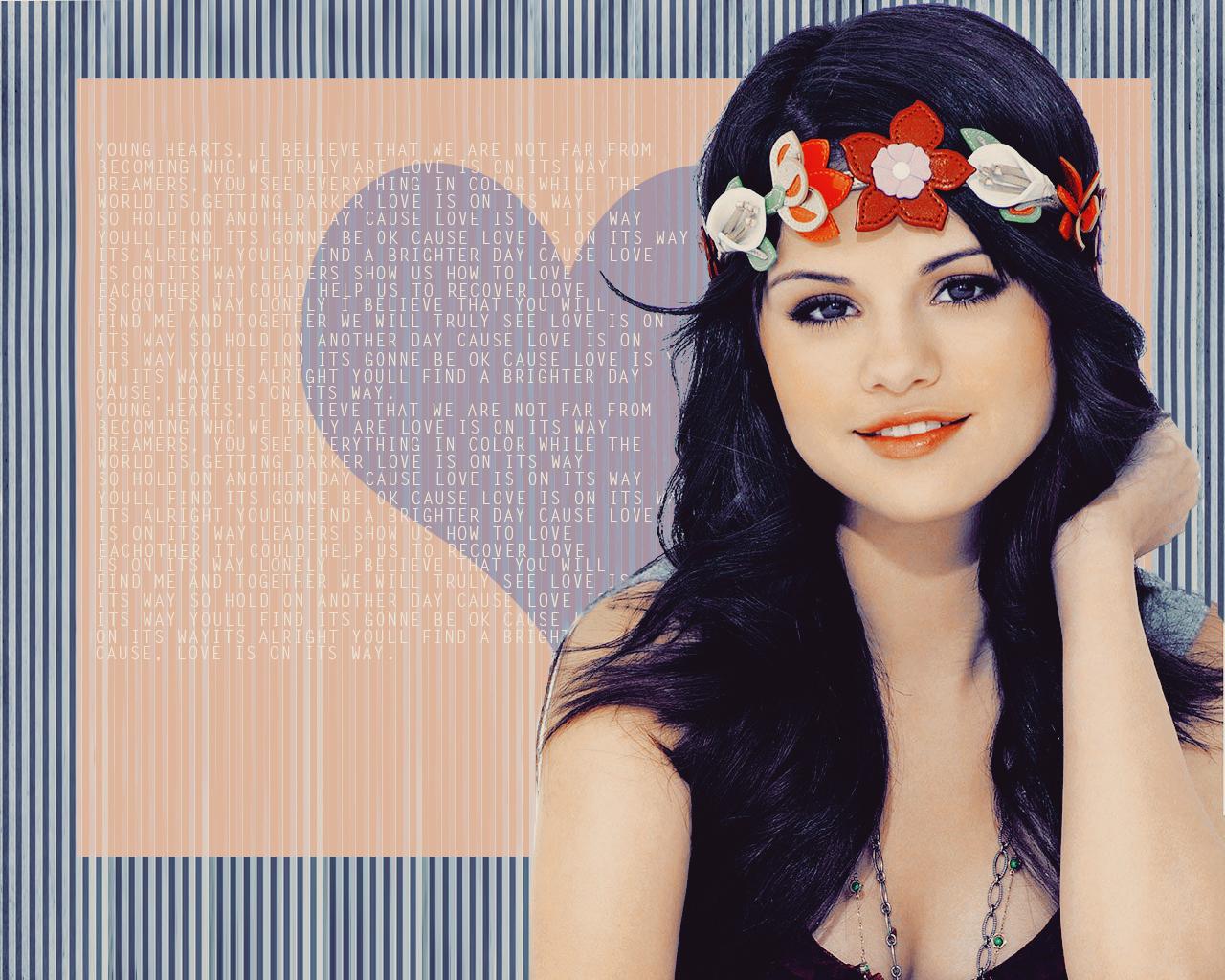 Selena Wallpaper   Selena Gomez Wallpaper 9791580 1280x1024