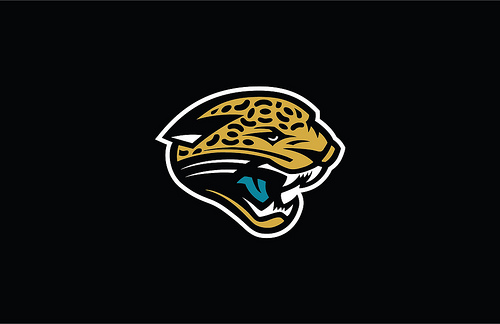 Jacksonville Jaguars Logo Desktop Background 500x324