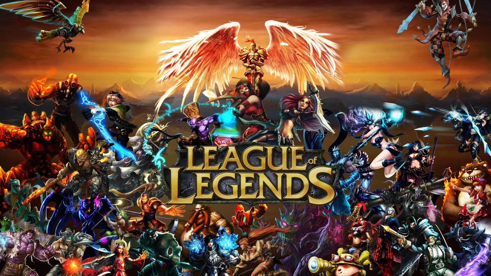 league of legends wallpapers hd 1080p 1600x900