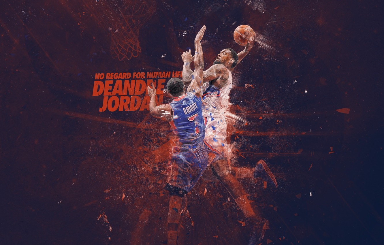Wallpaper Basketball Los Angeles NBA Detroit Pistons Clippers 1332x850