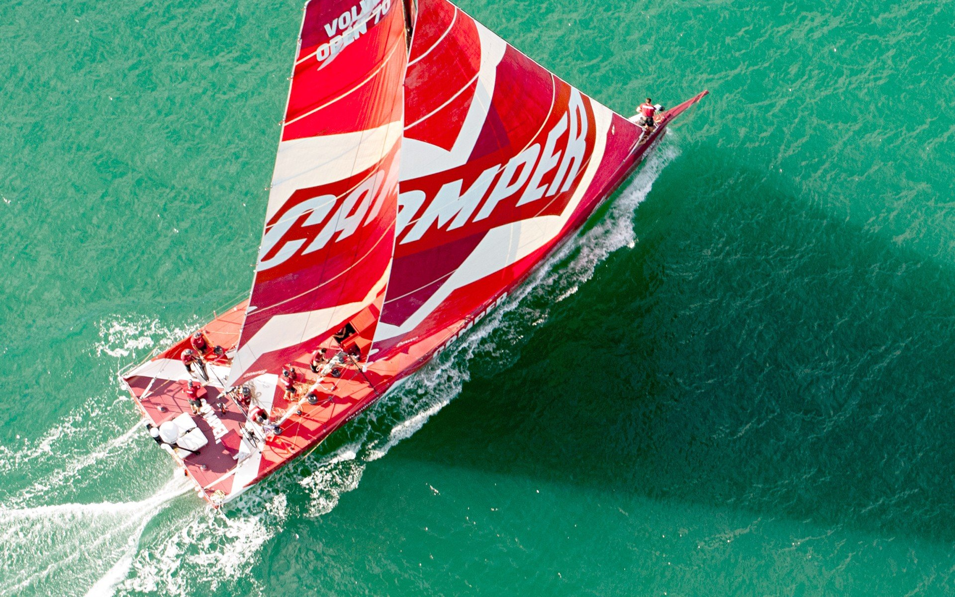 Sailboat Race Wallpaper Race Wallpaper Background