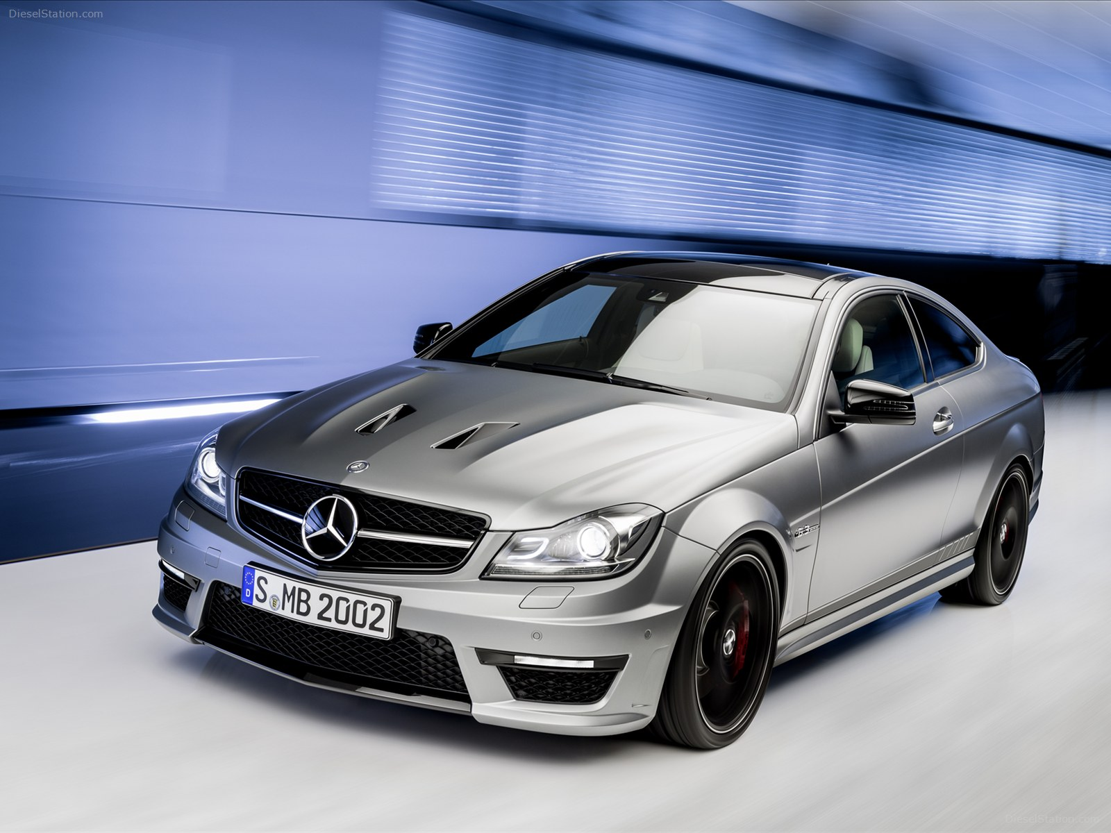 Home Mercedes Mercedes Benz C63 AMG Edition 507 2014 1600x1200