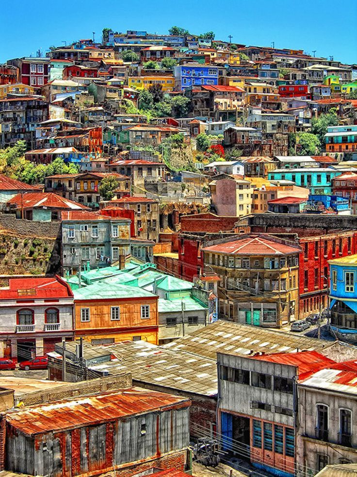Valparaiso Chile Chile travel South america travel photography 736x981