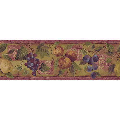 Asian Fruit Wallpaper Border   Walmartcom 500x500