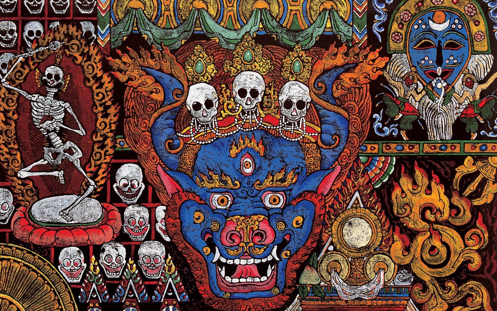 Tibetan Art Prints Wallpapers 1920 X 1200 HD Wallpapers 1600x1000