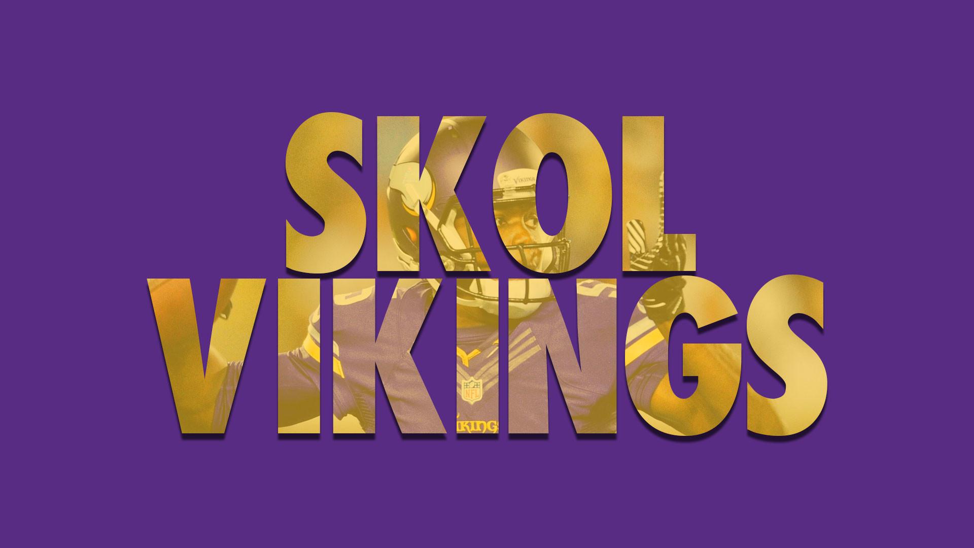 Minnesota Vikings Wallpaper Hd   Minnesota Vikings Skol Background 1920x1080