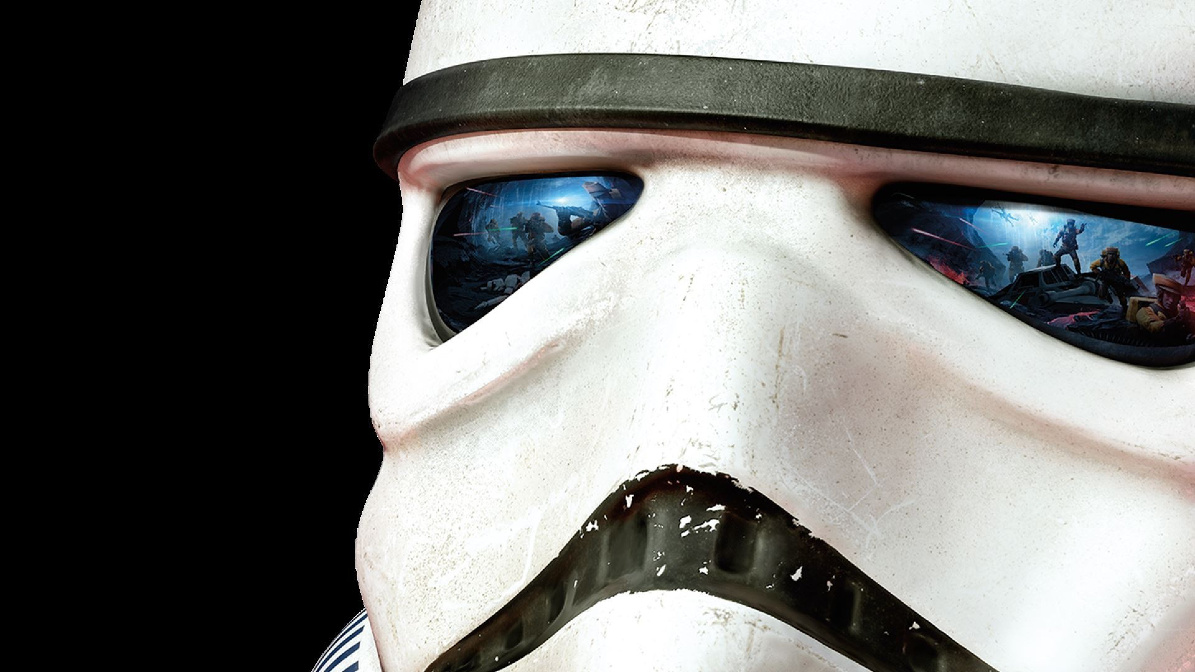 Star wars battlefront 4k wallpaper wallpapersafari - 4k star wars wallpaper ...