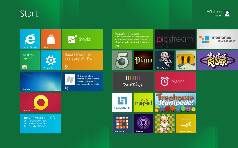 Windows 8 In Depth Part 1 The Metro UI Lifehacker Australia 1440x900