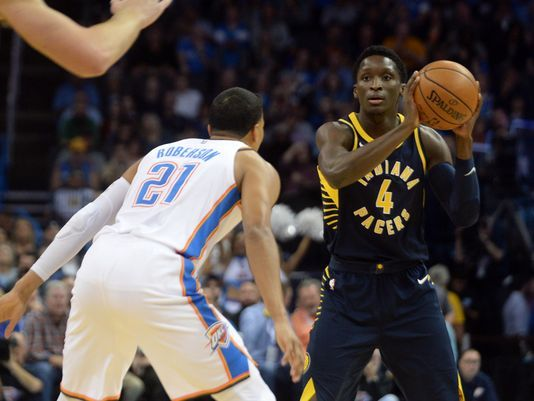 Pacers Victor Oladipo makes statement against Thunder 534x401