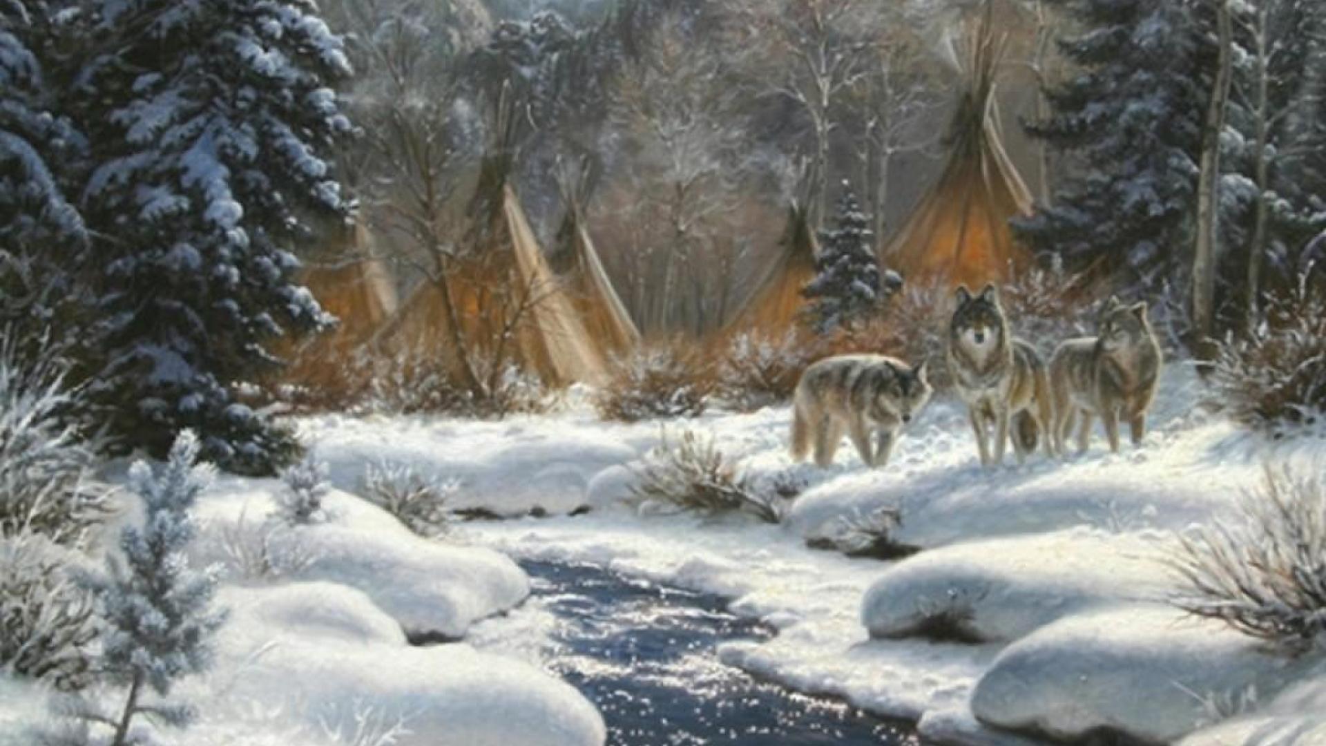 american winter camp wallpaper   77157   HQ Desktop Wallpapers 1920x1080