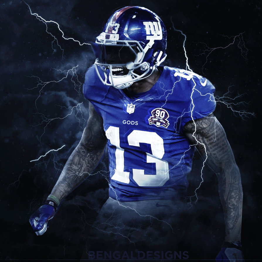 Odell Beckham jr Wallpaper Odell Beckham jr Wallpaper by 894x894