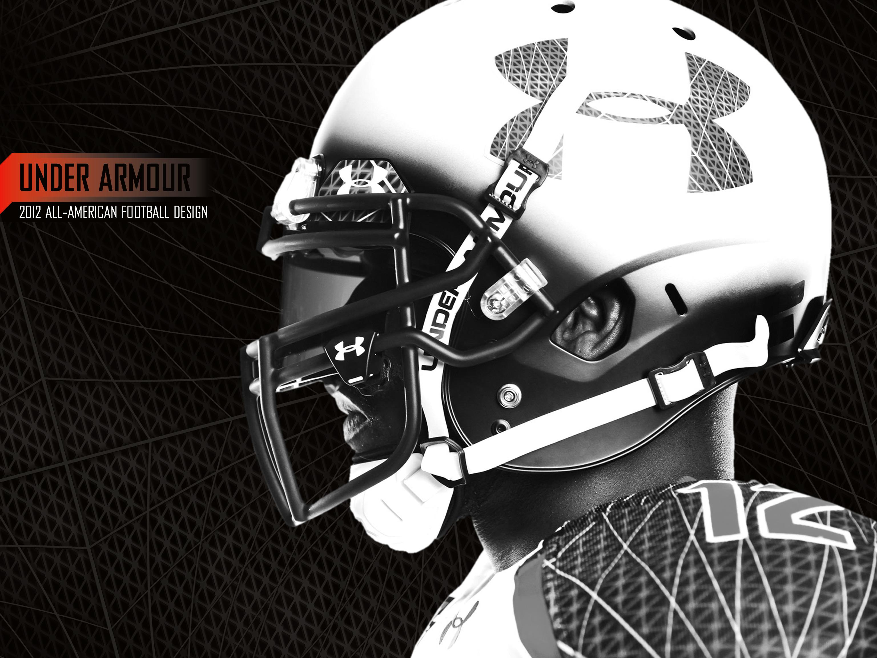 Logo Under Armor >> Under Armour Football Wallpaper - WallpaperSafari