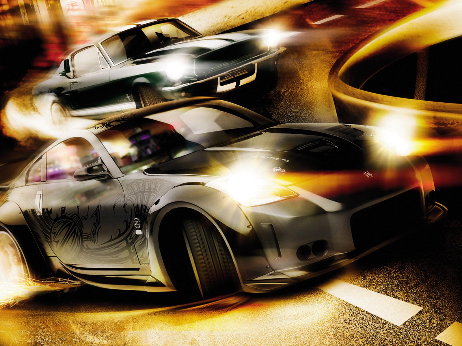 fast furious 1 1600x1200