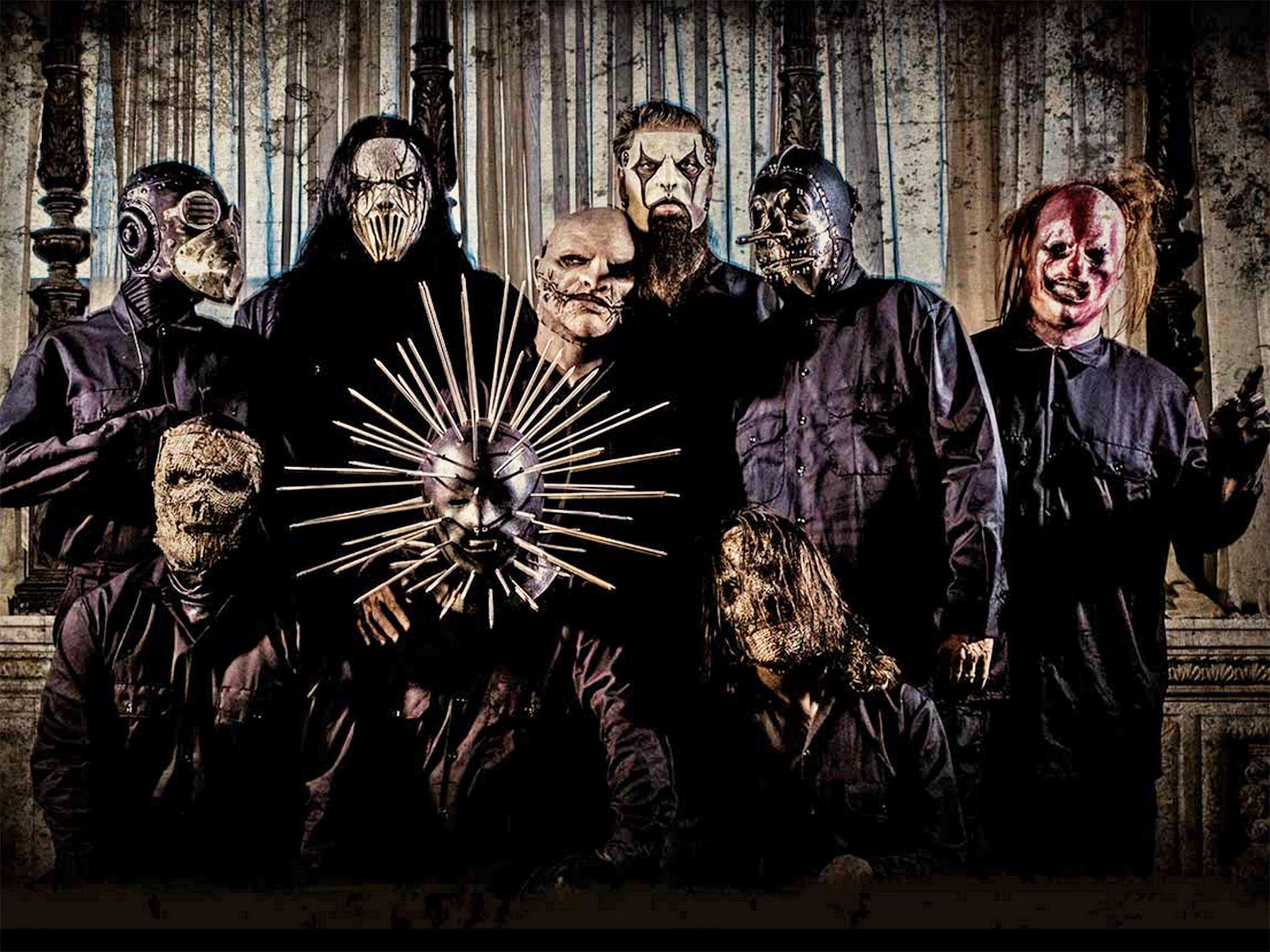 Slipknot 2015 Wallpapers 2048x1536