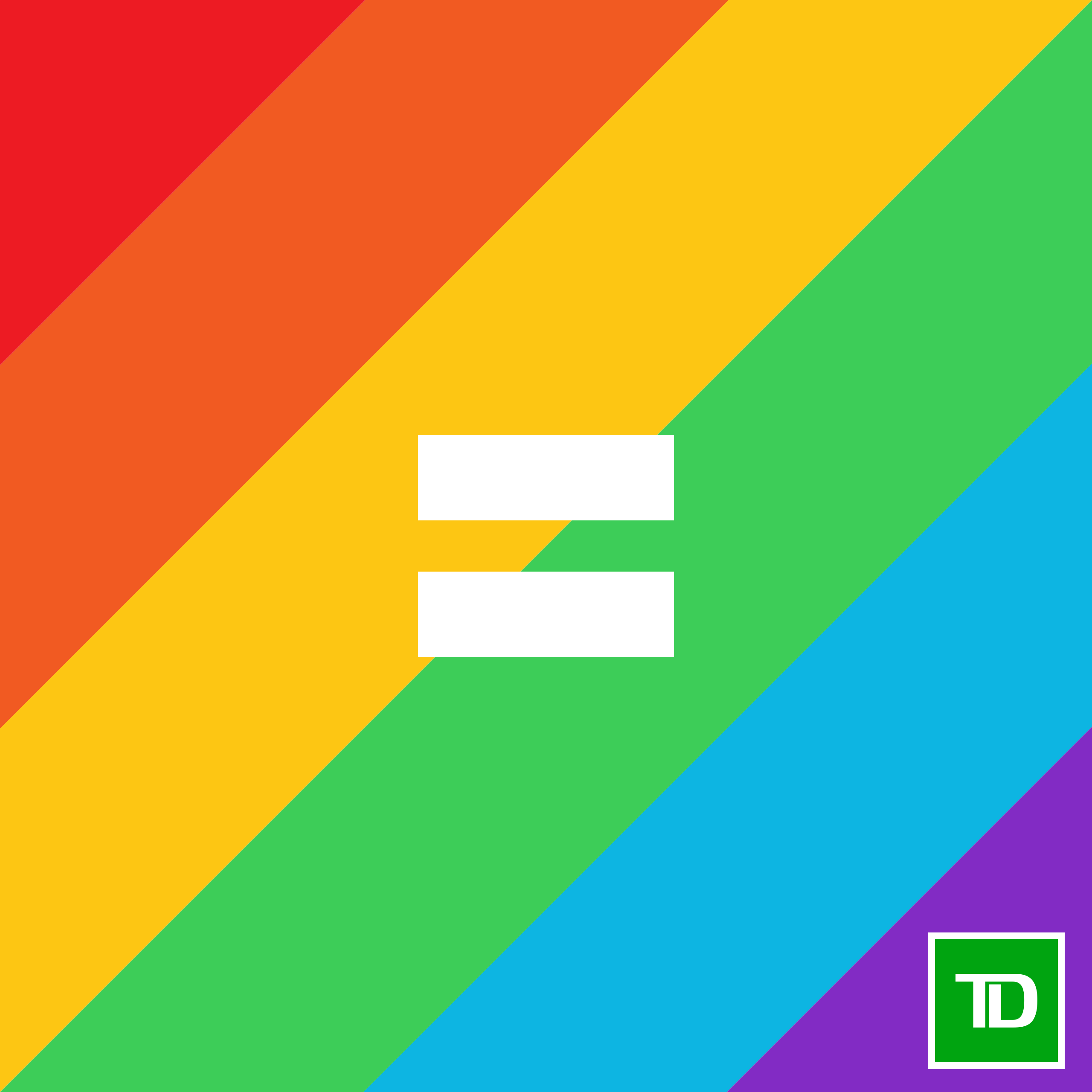 Show your Pride with TD 2560x2560