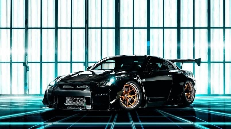 Nissan GT R Tuning HD Wallpaper   WallpaperFX 804x452