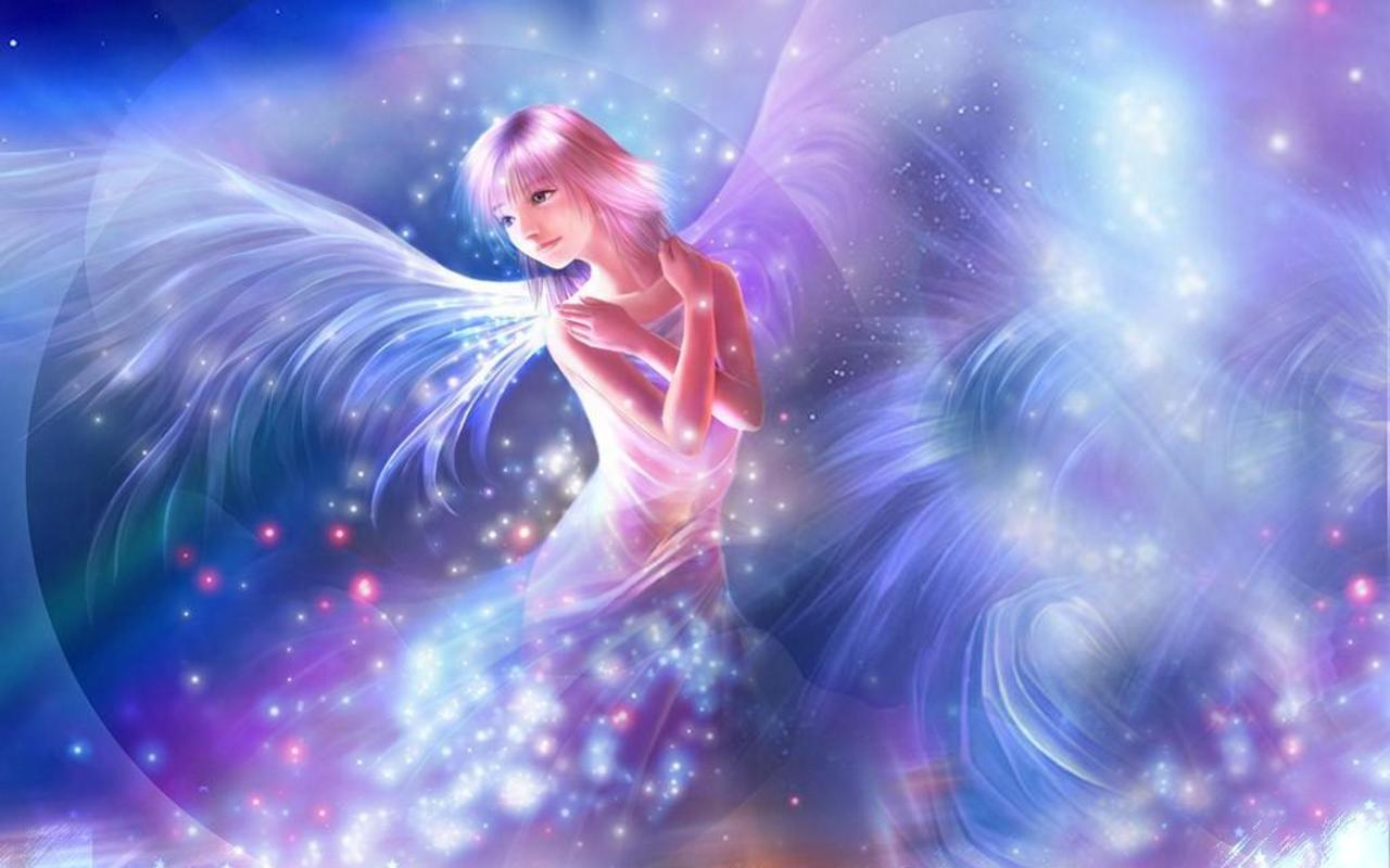 Free Download Fairies Magical Creatures Wallpaper 7841888