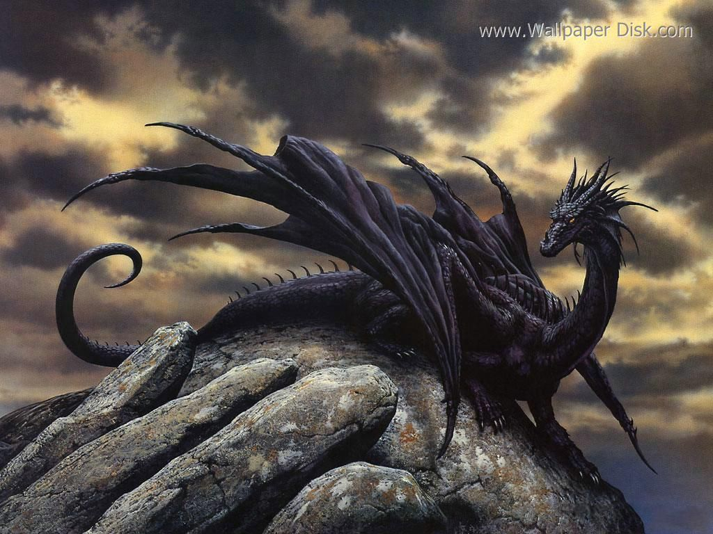 Download Flying dragon Wallpaper 1024x768