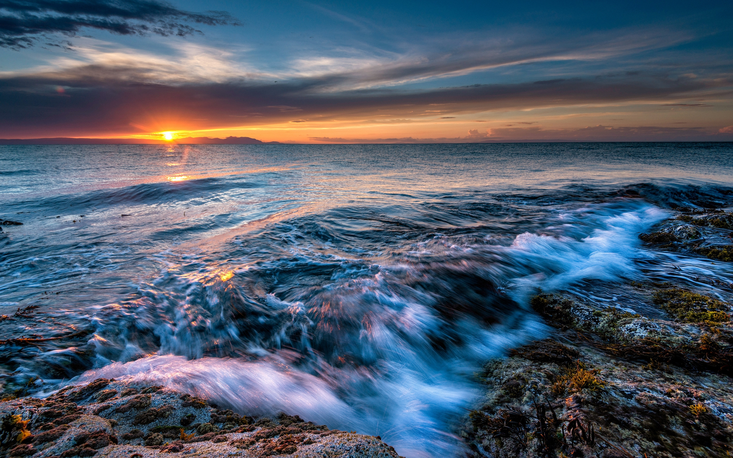 Ocean Wallpaper Backgrounds Download 2560x1600