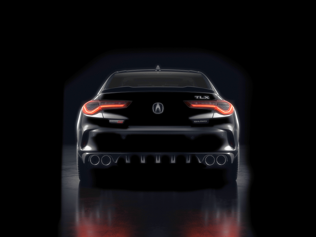 You Havent Seen the 2021 Acura TLX Type S Like This Before 1024x768