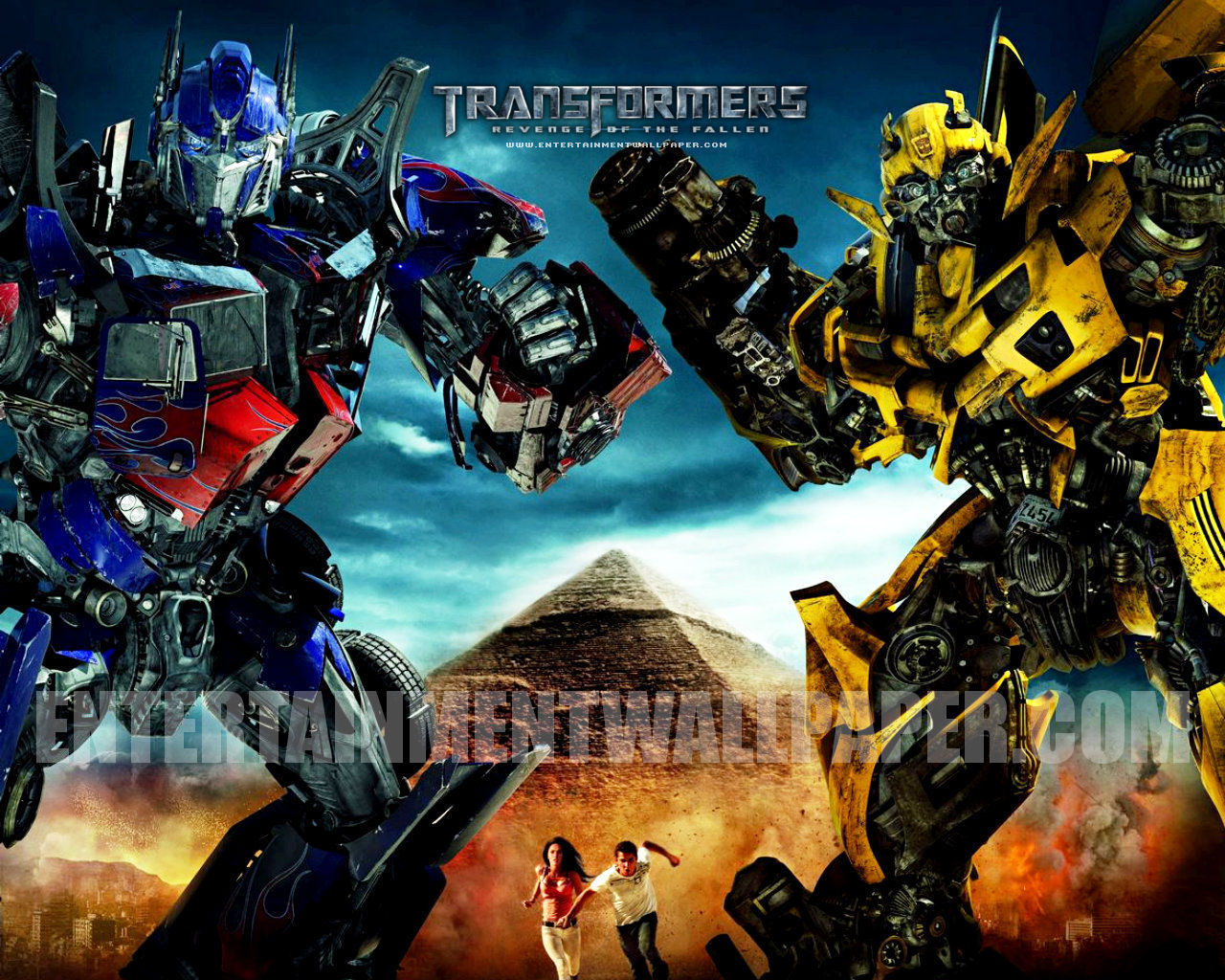Revenge of the Fallen   Transformers 2 Wallpaper 6600393 1280x1024
