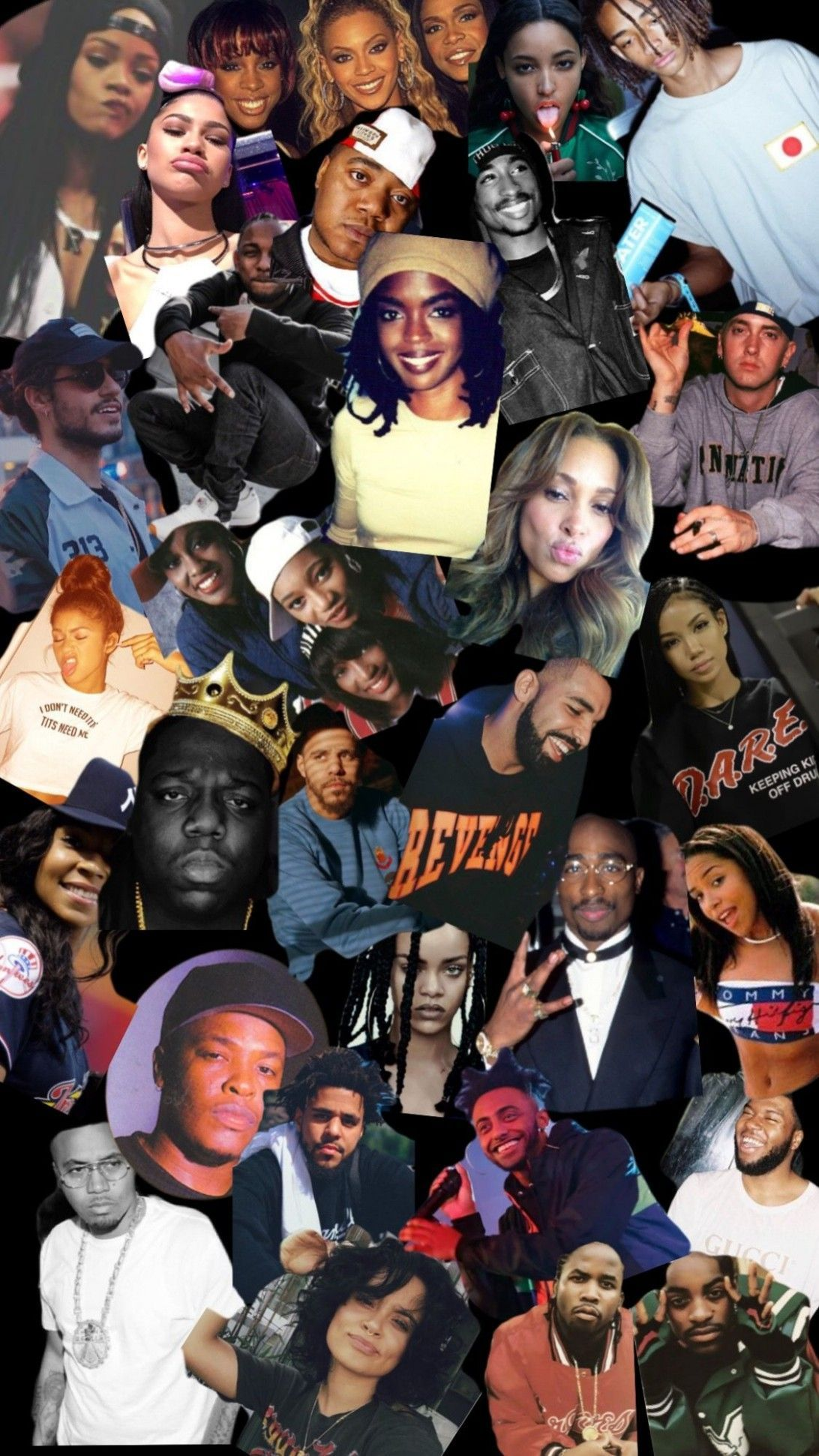 Aesthetic Wallpapers 5s Rappers Five Lessons That Will Teach You 1092x1941