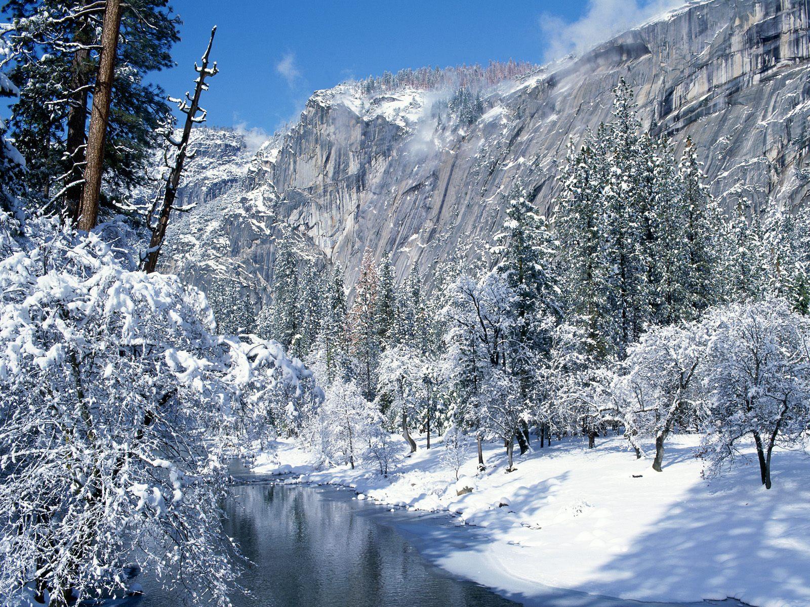 snowy scenes wallpaper christmas snowy scenes wallpaper download 1600x1200