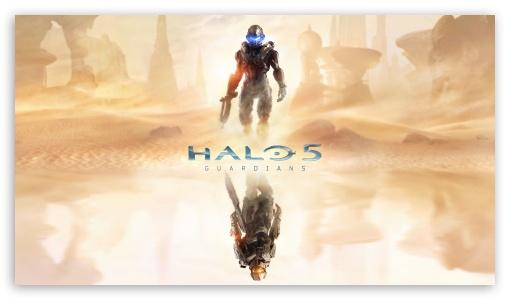Halo 5 Guardians HD wallpaper for HD 169 High Definition WQHD QWXGA 510x300