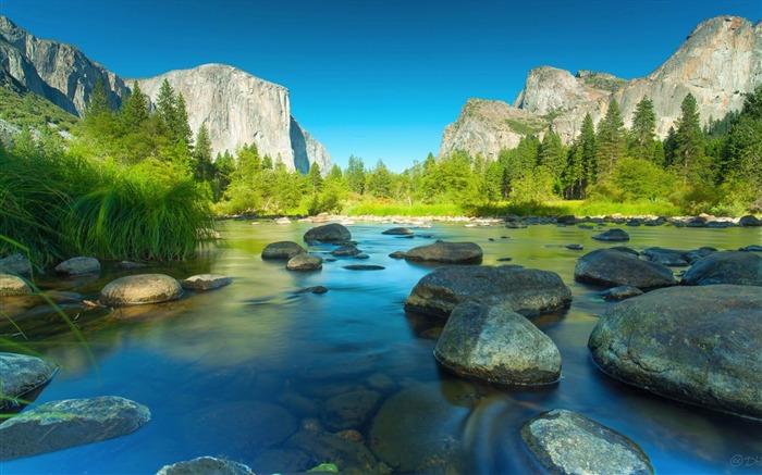 45 Yosemite Wallpaper Microsoft On Wallpapersafari