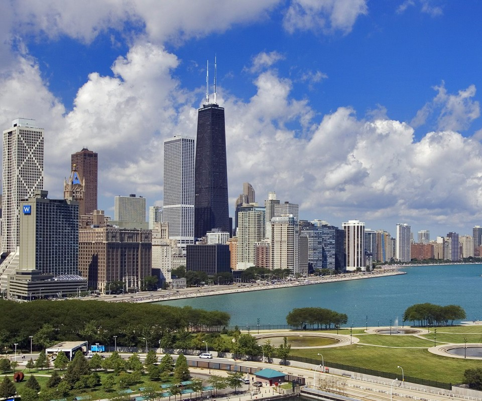 download of Chicago Illinois 960x800 wallpaper960X800 960x800