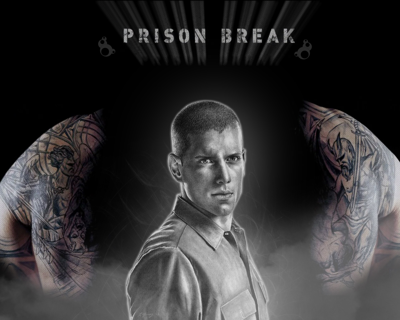 Wallpapers Prison Break 1280x1024