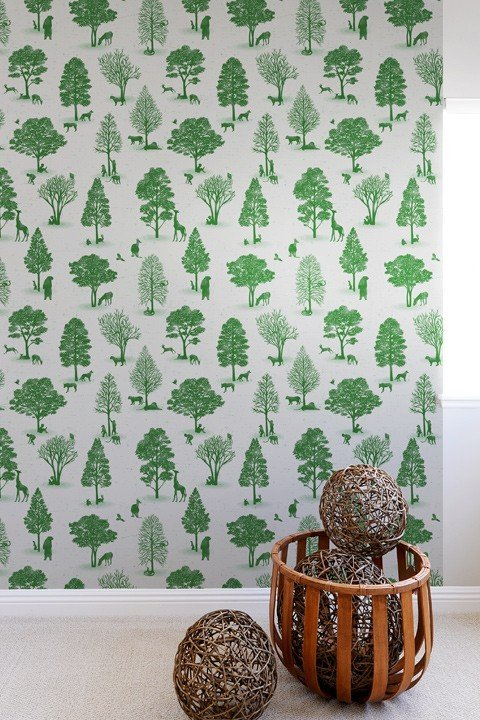 More Kid Friendly Removable Wallpaper Apartment Therapy 480x720