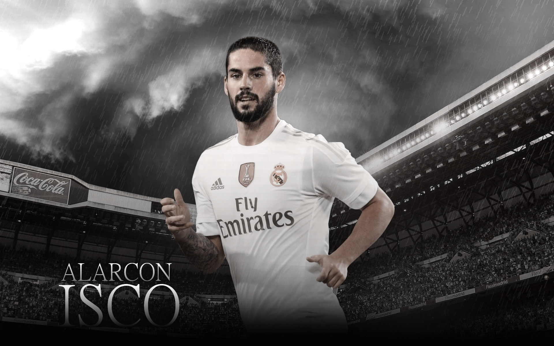 Isco Alarcon   Real Madrid HD Wallpaper Background Image 1920x1200