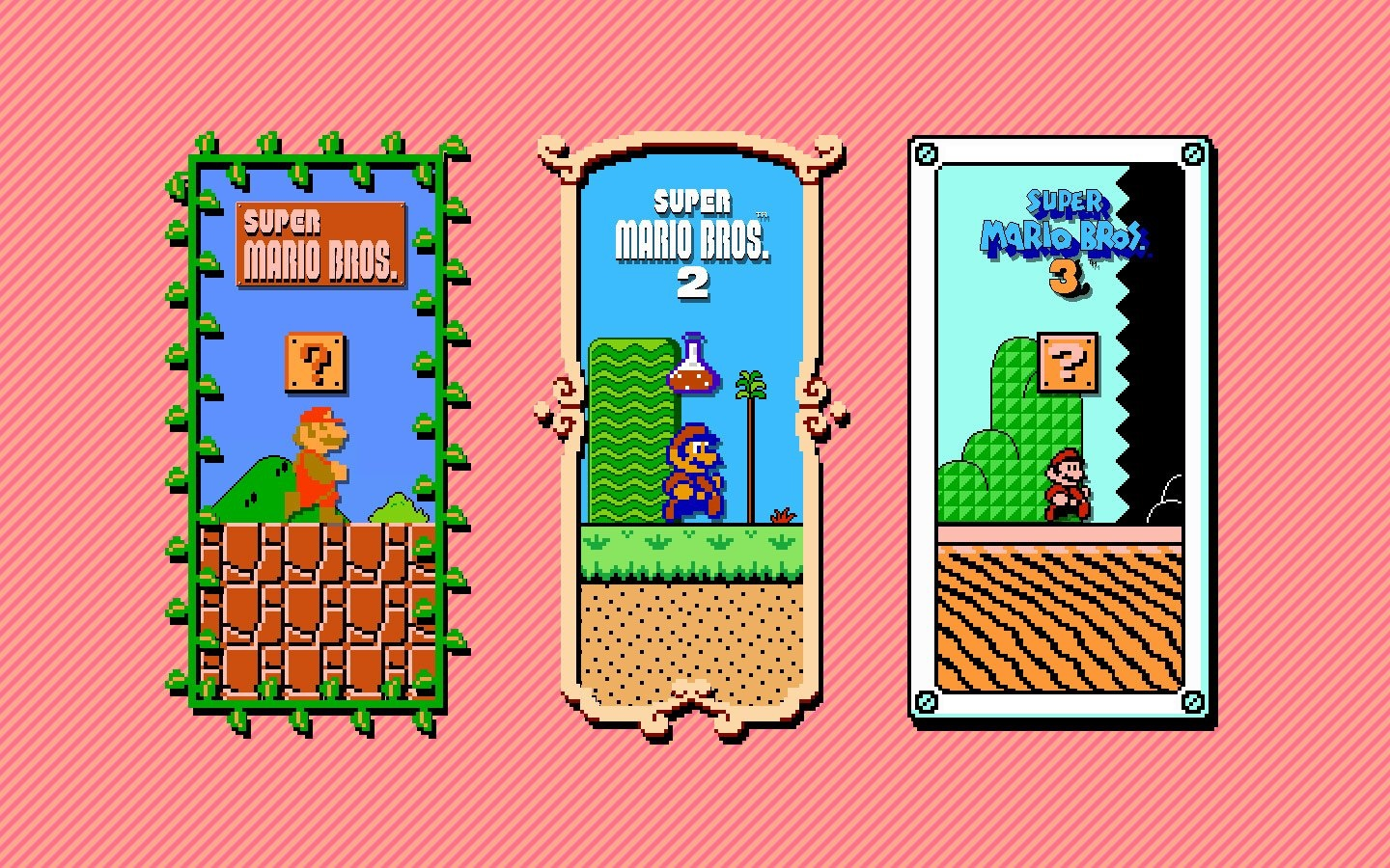48 Super Mario Bros Live Wallpaper On Wallpapersafari