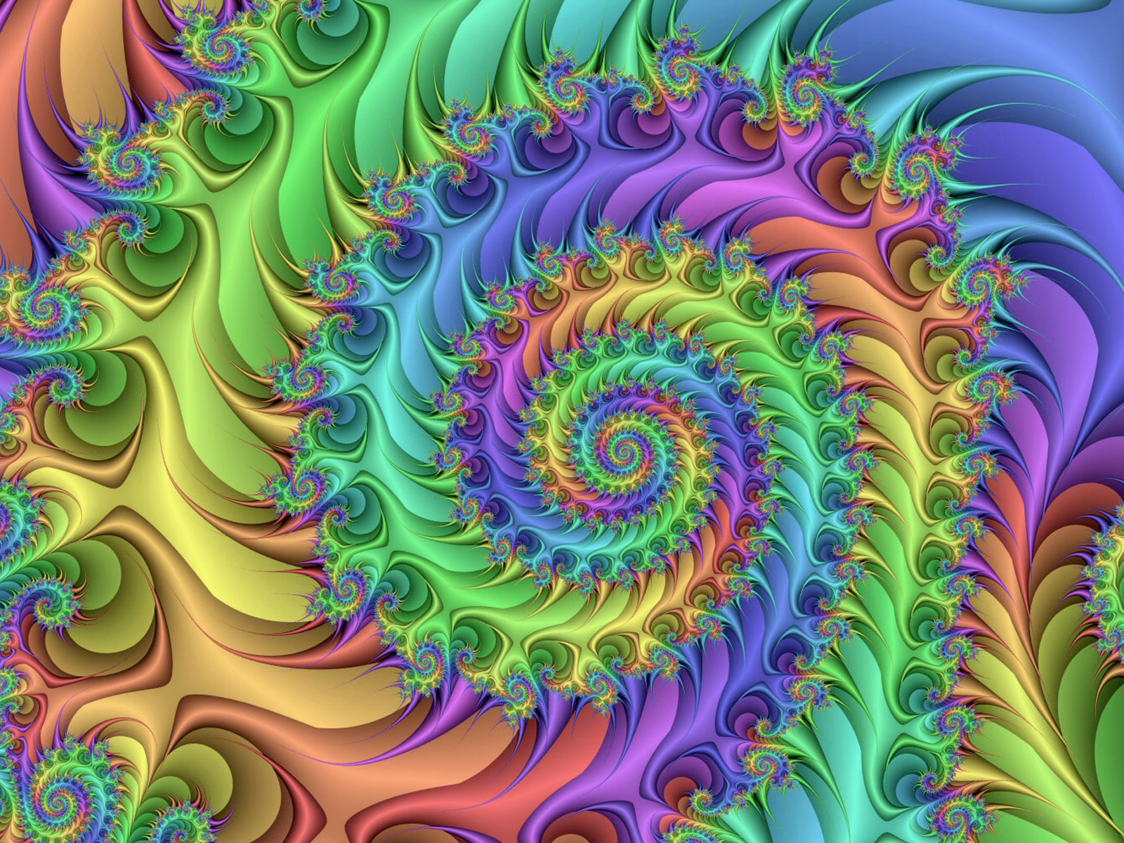 30 Awesome Trippy Wallpapers Techie Blogger 1600x1200