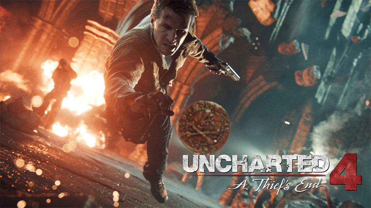 Wallpaper Uncharted 4 A Thiefs End 1080p Wallpaper Uncharted 4 1280x720