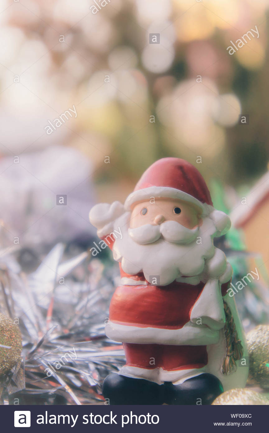 santa claus and chirstmas background Stock Photo 267383156   Alamy 865x1390