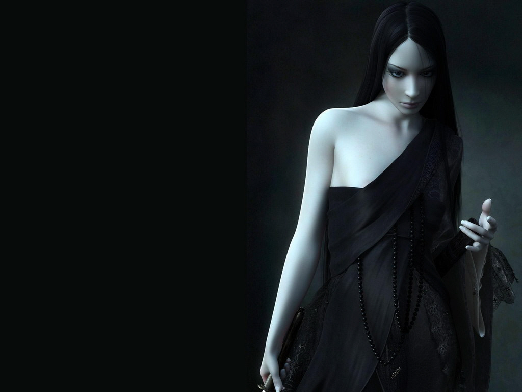 WallpapersSoftwaresEbooks from Mediafire Download Gothic Girls HD 1024x768