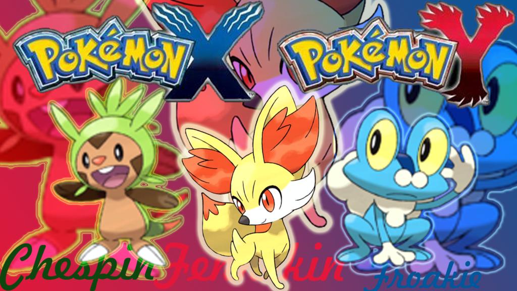 Pokemon X and Y Wallpaper by tcc12374 1024x576