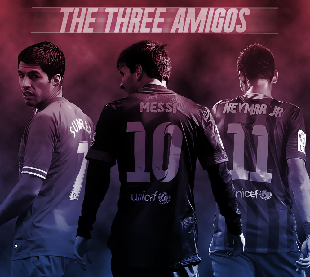 FC Barcelona Wallpapers 2015 The Art Mad Wallpapers 1000x894