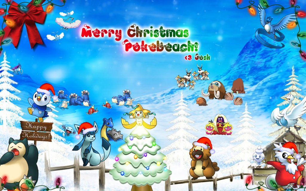cute christmas wallpaper background