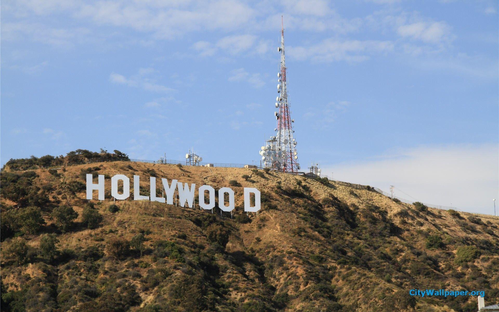 Hollywood Sign Wallpapers 1920x1200